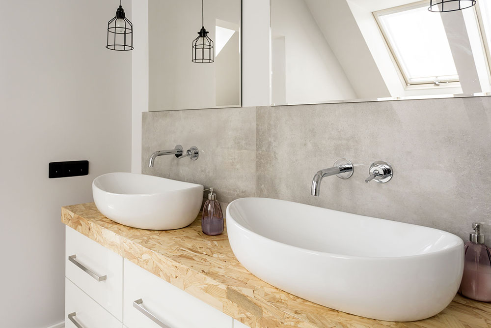 SINK Exclusivity and design for the bathroom you have always dreamed of.